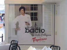 Bacio Authentic Italian Restaurant at Tropicana Las Vegas