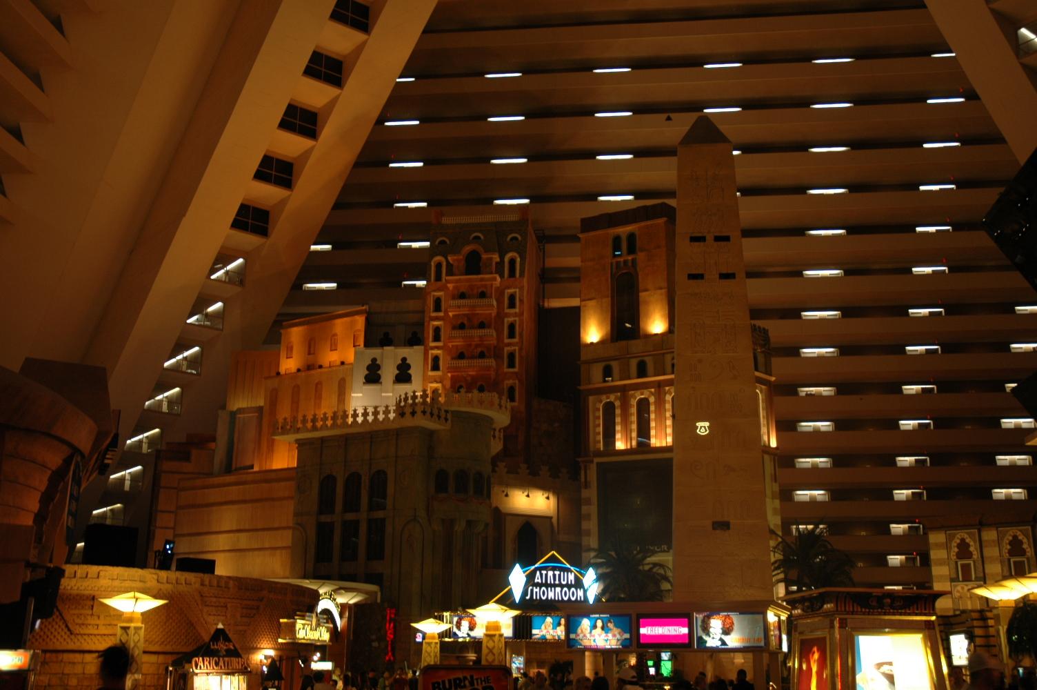 Foto luxor hotel las vegas 80