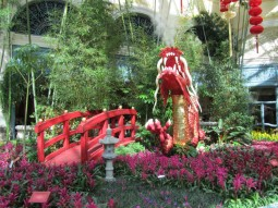Chinese New Year at Bellagio Conservatory, Bellagio Conservatory, Bellagio Las Vegas, Bellagio Hotel & Casino Las Vegas, Bellagio Resort & Casino Las Vegas, Bellagio Hotel & Casino, Bellagio Resort & Casino, Bellagio Conservatory & Botanical Garden, Bellagio Botanical Garden, Las Vegas Boulevard, Las Vegas, Las Vegas Strip, Mlife, MGM Resorts, Steve Wynn