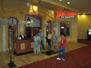 The Steakhouse at Camelot inside Excalibur Hotel & Casino