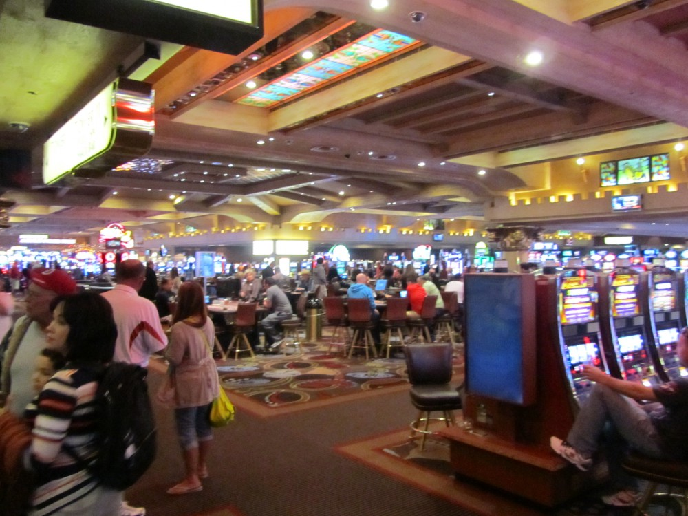 Excalibur Poker Tournaments