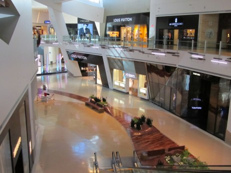 The Shops at Crystals, Aria Las Vegas, Las Vegas Strip, Las Vegas Boulevard, Crystals Las Vegas, Crystals, Balenciaga, Bally, BVLGARI, Cartier, Christian Dior, Dolce & Gabbana, Donna Karan, Emilio Pucci, Fendi, Gucci, Harry Winston, Hermes, Ilori, Jimmy Choo, Kiton, Lalique, Louis Vuitton, Paul Smith, Porsche Design, Prada, Roberto Cavalli, Tom Ford, Versace