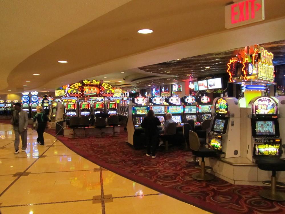 total rewards casino in las vegas