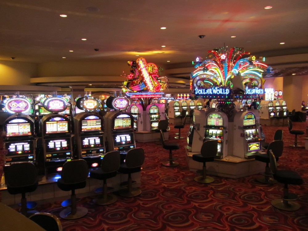 Harrahs casino las vegas pictures