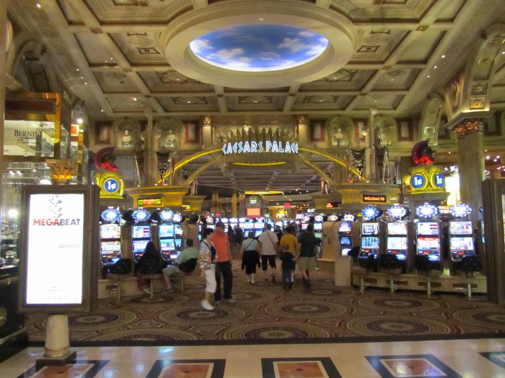 Caesars Palace High Roller