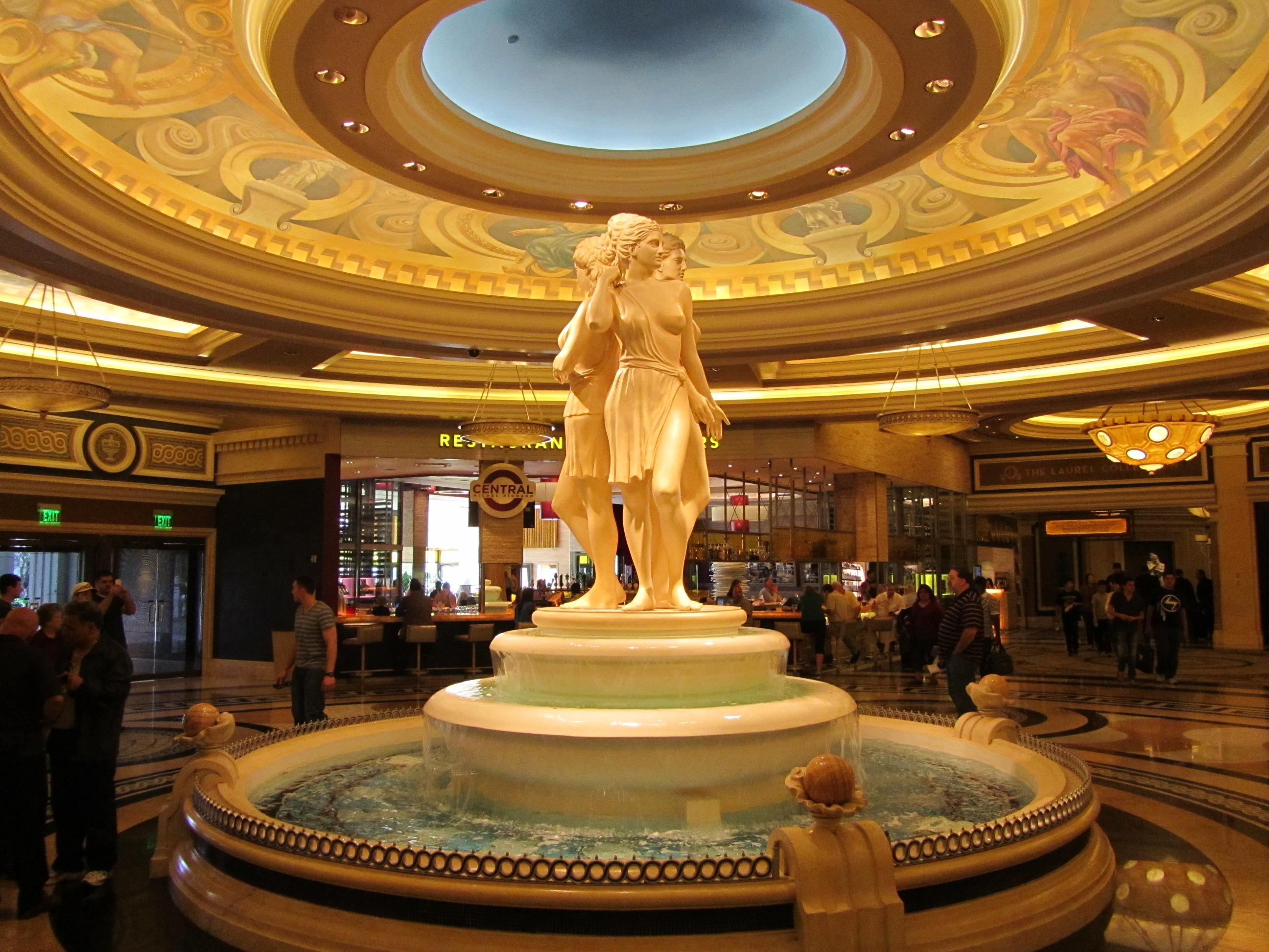caesars palace high roller