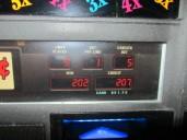 Wheel of Fortune slots, Wheel of Fortune slots at New York-New York Las Vegas, Wheel of Fortune slotmachines, Wheel of Fortune Slotmachines Las Vegas, Wheel of Fortune dollar machines, Wheel of Fortune quarter machines, slotmachine jackpots Las Vegas, slotmachine winners, slotmachine winners Las Vegas, Mlife players club, Mlife, penny slots, progressive slotmachine jackpots, Tier credits, Express Comps, gambling, gaming