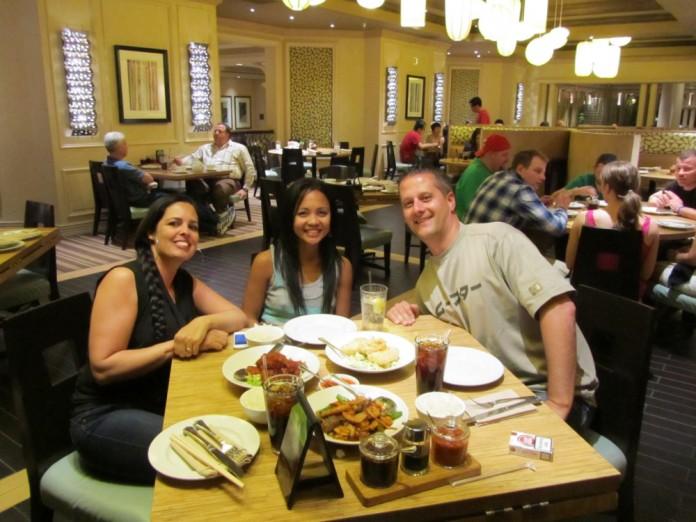 The Noodle Shop at Mandalay Bay Hotel & Casino