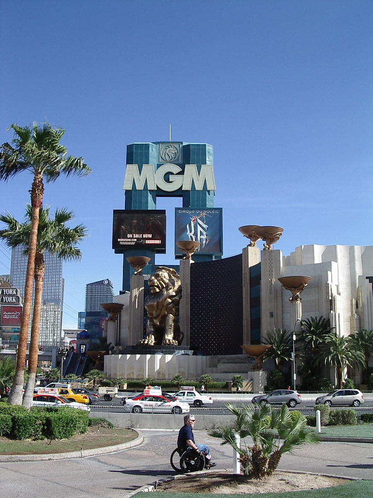 mgm grand casino roulette
