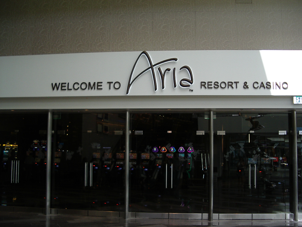 Car Rentals Las Vegas Strip Aria