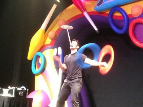 "Jeff Civillio ""Comedy in Action"" at The Linq Resort & Casino Las Vegas"