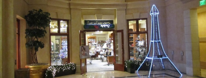 Le Boulevard Shoppes Header