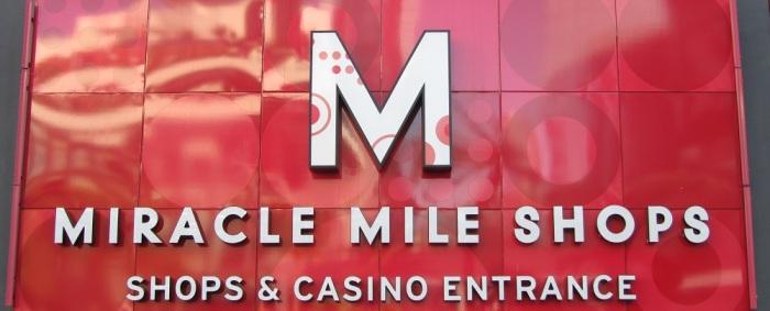 Miracle Mile Shops Header