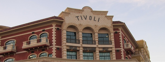 Tivoli Village Header
