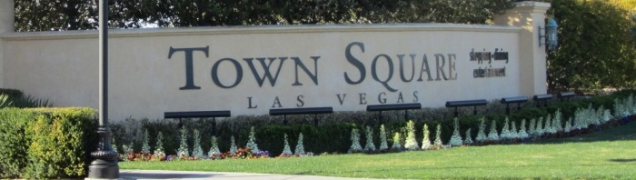 Town Square Las Vegas Header