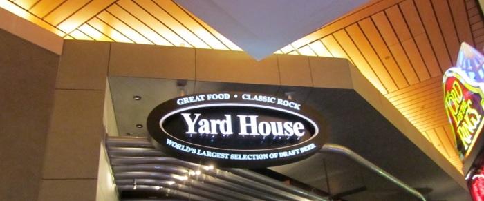 Yard House Header