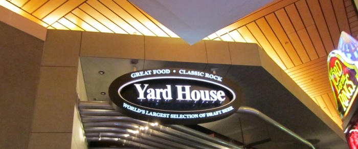 Yard House Header
