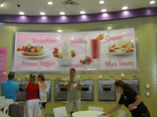 Blizz Frozen Yogurt