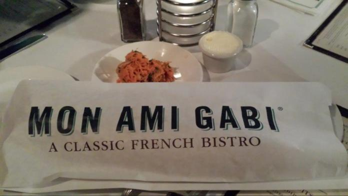 Mon Ami Gabi at Paris Las Vegas