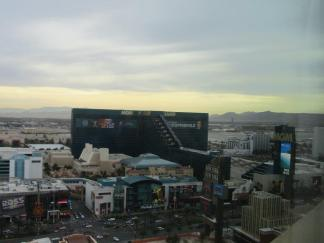 Las Vegas early morning