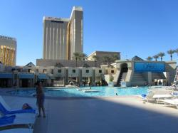 Oasis Pool at Luxor Las Vegas