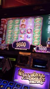 Willy Wonka Slot Machine Monte Carlo Las Vegas