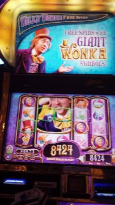 Willy Wonka at Monte Carlo