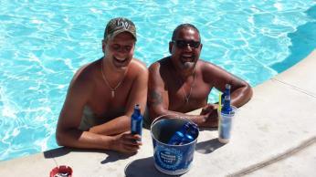 Pool Time at Tropicana Las Vegas