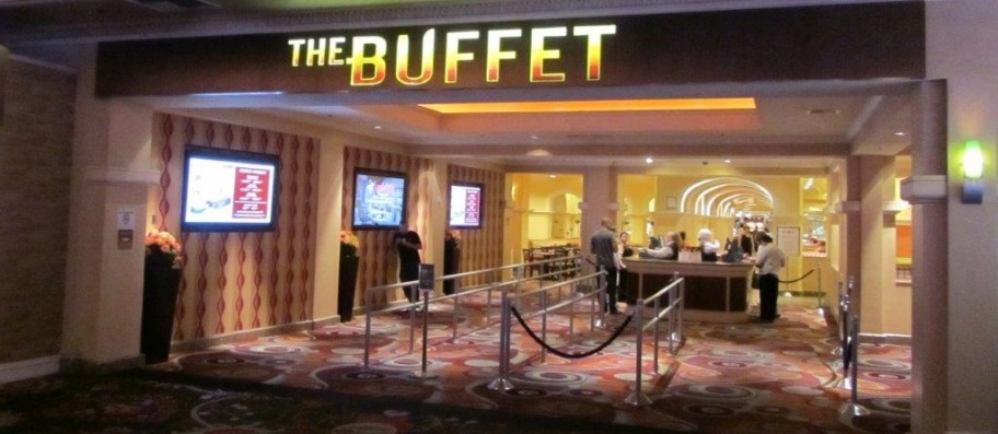 Monte Carlo Las Vegas Buffet