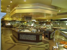 The Monte Carlo Las Vegas Buffet Restaurant