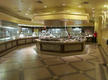 The Monte Carlo Las Vegas Buffet Restaurant