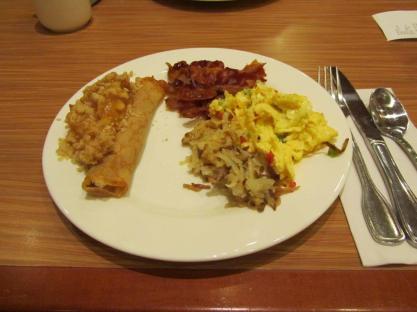 The Monte Carlo Breakfast Buffet