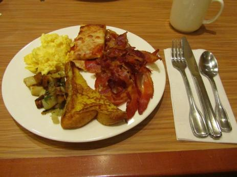 The Monte Carlo Breakfast Buffet