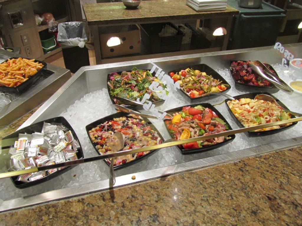 Mgm Grand Buffet Breakfast