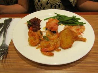 Monte Carlo Las Vegas Dinner Buffet
