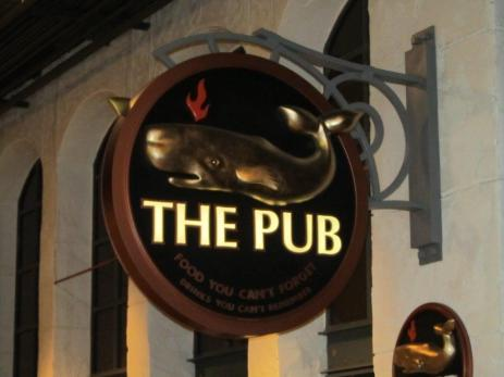 The Pub at Monte Carlo Las Vegas