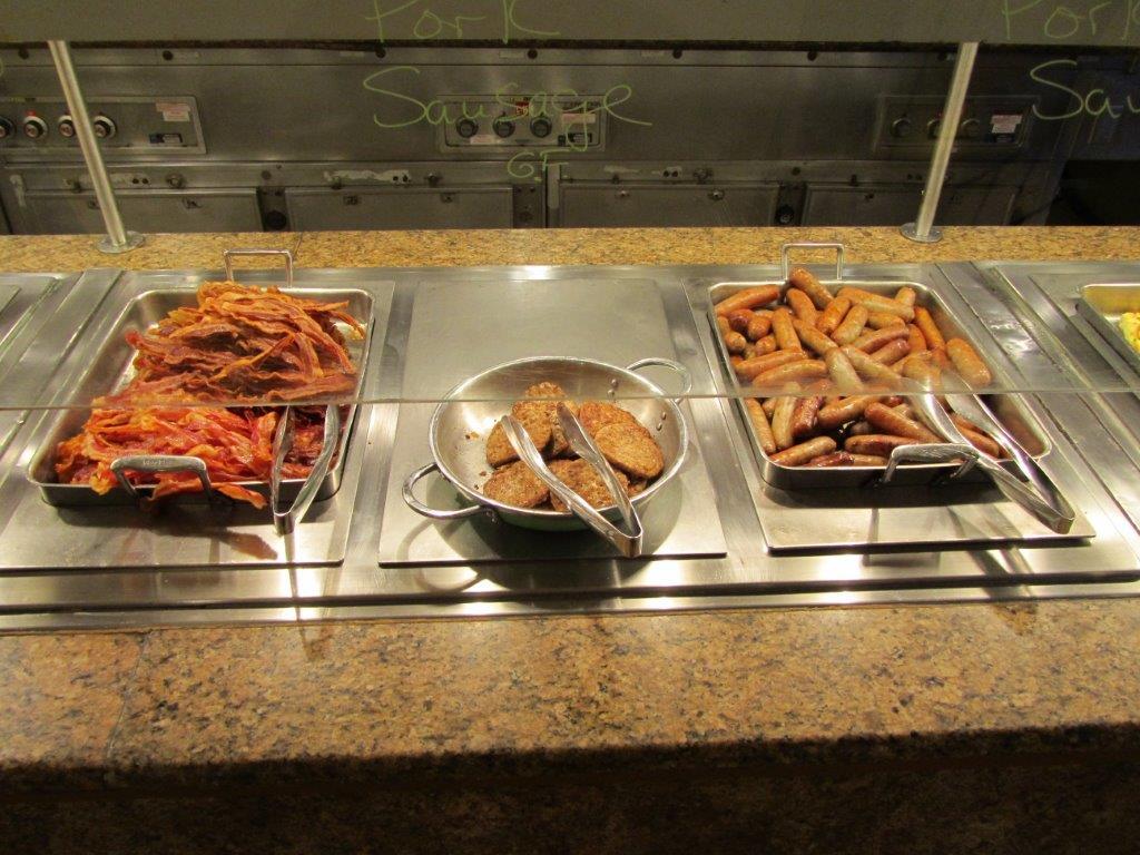 Mgm Buffet Breakfast