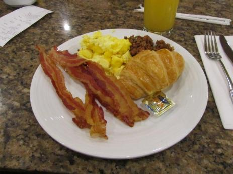 MGM Grand Breakfast Buffet