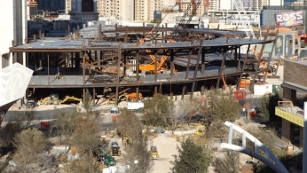 Monte Carlo Theater Construction